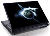 Laptopskin univers 00008
