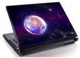 Laptopskin univers 00011