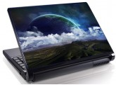 Laptopskin univers 00013