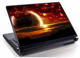 Laptopskin univers 00018