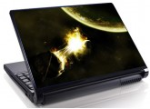 Laptopskin univers 00020